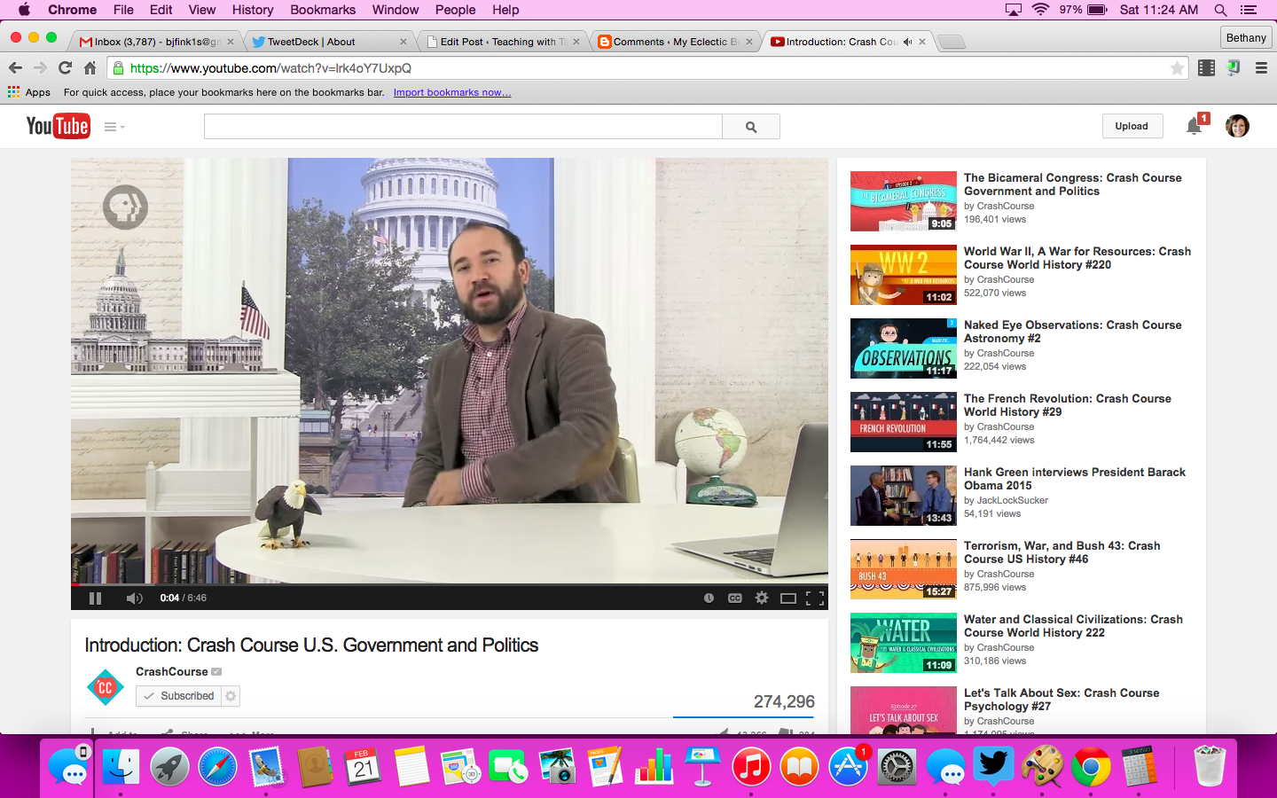 Awesome Supplemental Government Videos!