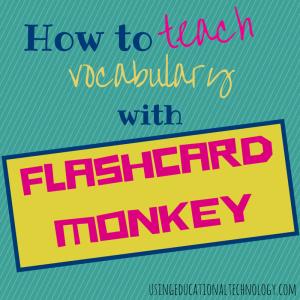 flashcard monkey