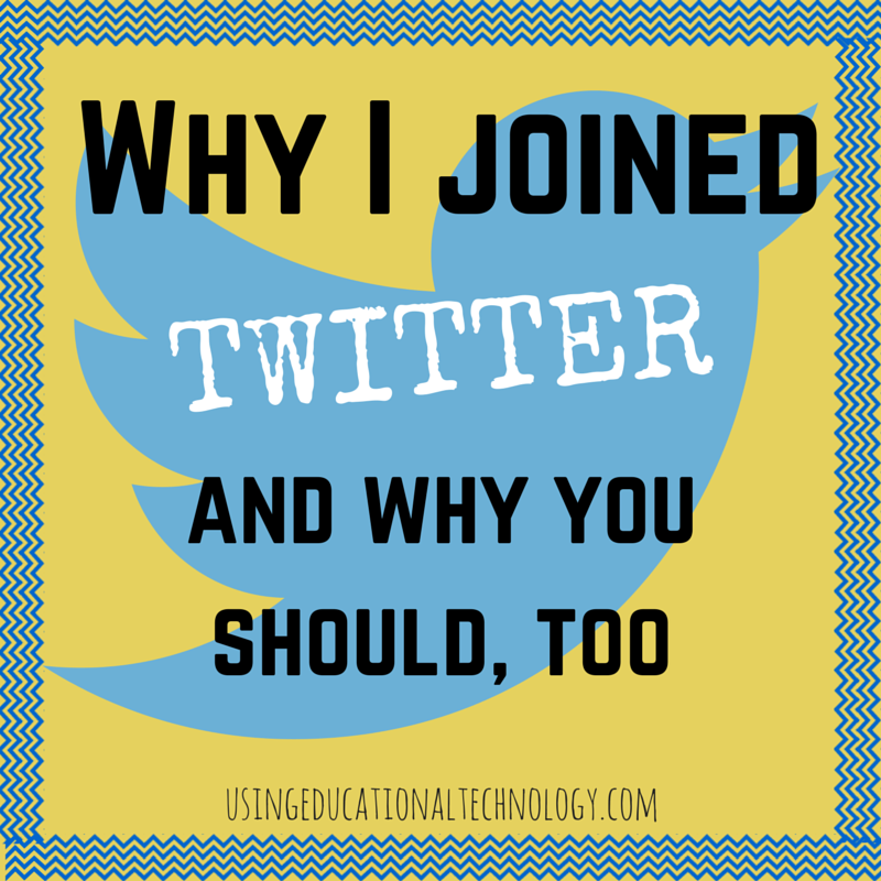 How to Expand Your Summer Learning with Twitter