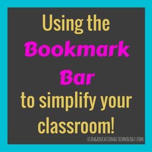 Bookmark Bar