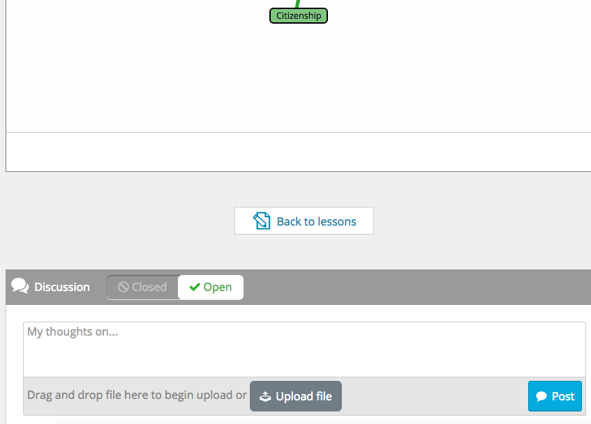 Stile: A Great Interactive Lesson Tool