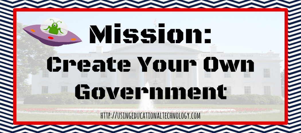 Creating a Government – Gamified Project