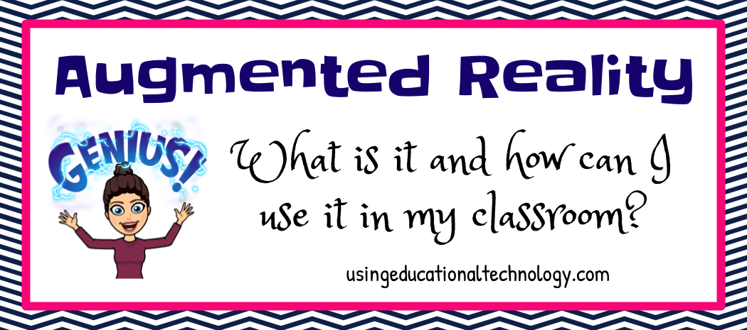 Augmented Reality – My Day at RCET