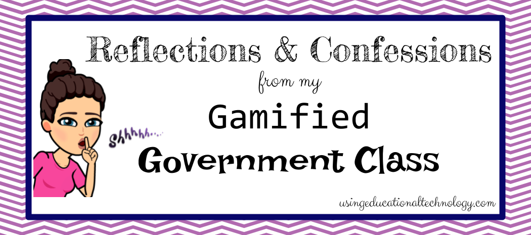 Gamification – Confessions