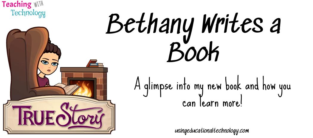 Bethany Writes a Book – Technology Enhanced Learning
