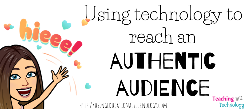 Using Technology to Reach an Authentic Audience
