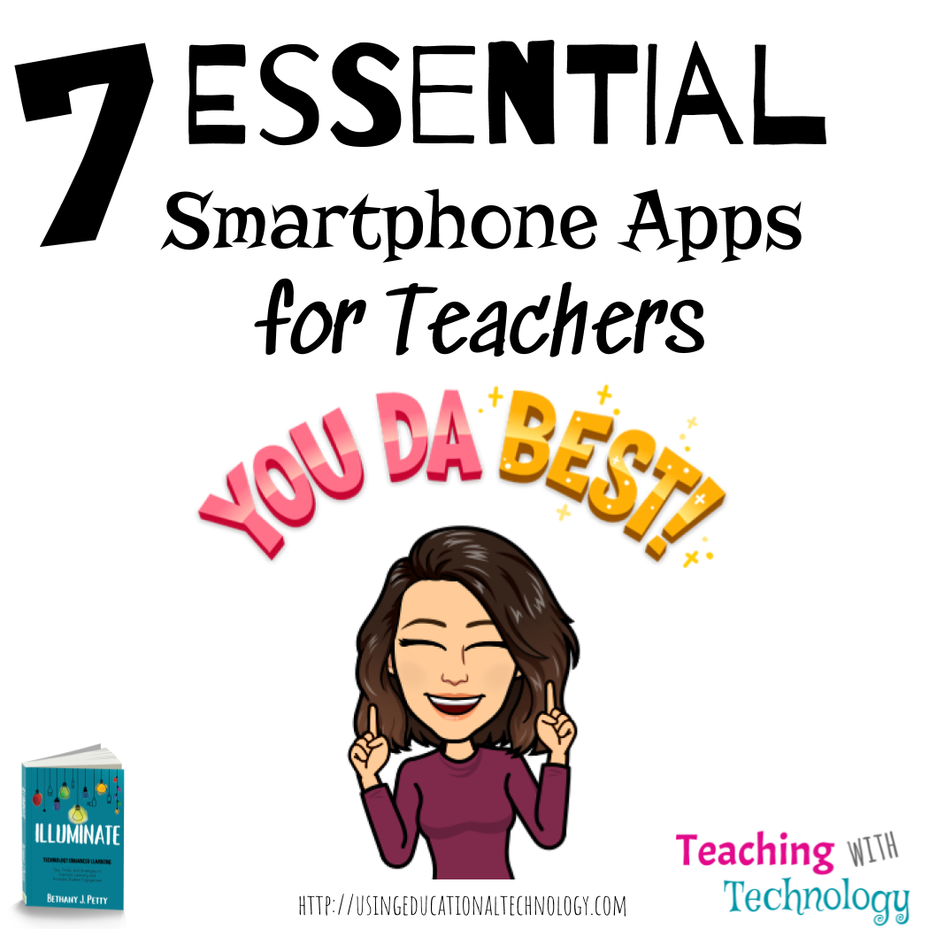 Essential Smartphone Apps for Teachers