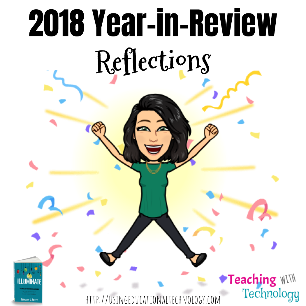 2018 Year-in-Review Reflections
