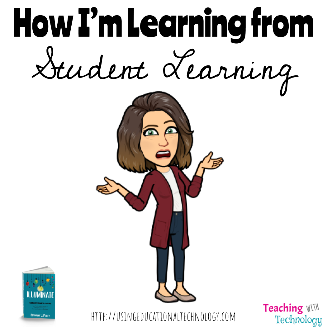 Learning from Student Learning
