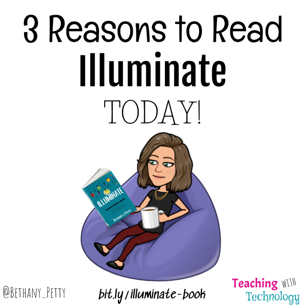 3 Reasons to Read Illuminate Before the End of the Year