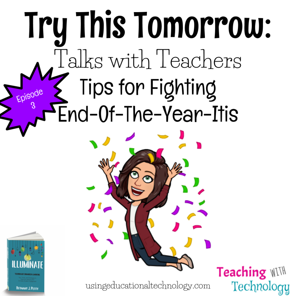 Try This Tomorrow Podcast – Fight End-of-the-Year-itis