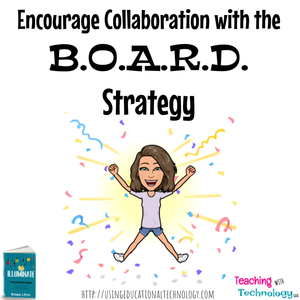 Collaboration with BOARD time