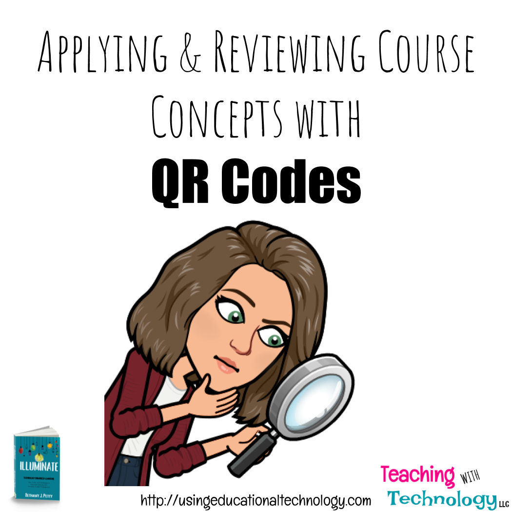 Quick, Collaborative, Formative Assessment with QR Codes