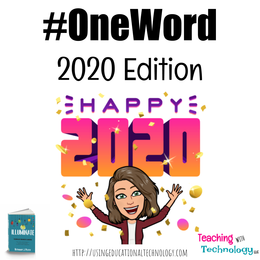 My One Word – 2020 Edition