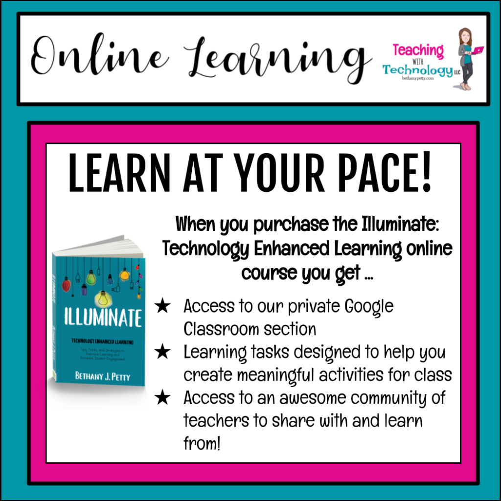 Online Learning Opportunity