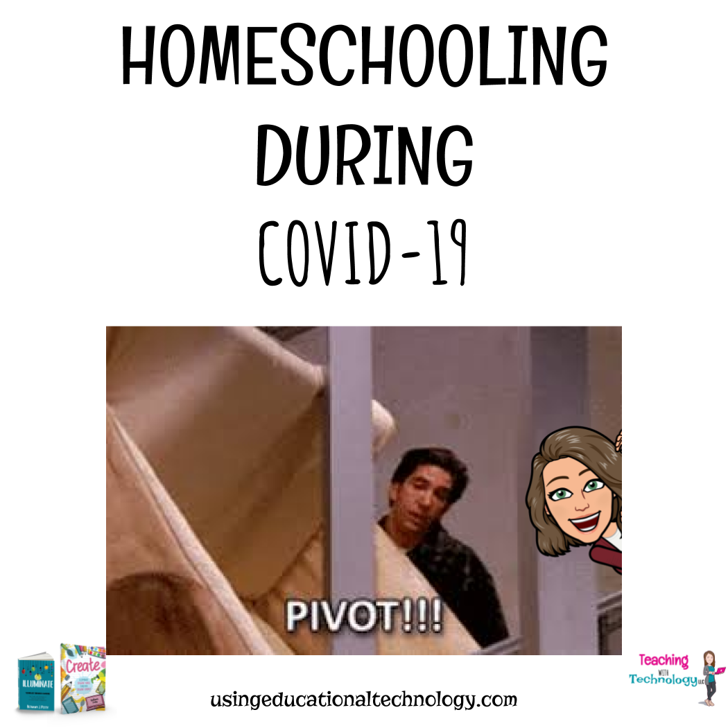 Homeschooling During COVID-19 – Reflections