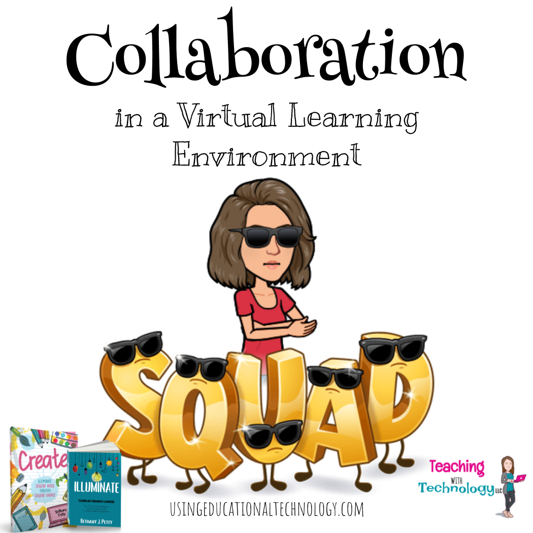 Collaboration in a Virtual Learning Environment