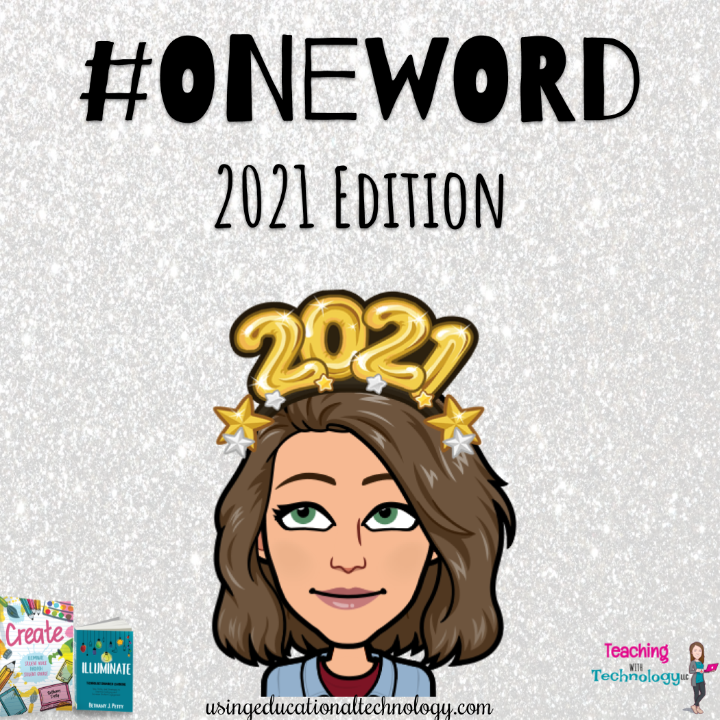 One Word: 2021 Edition