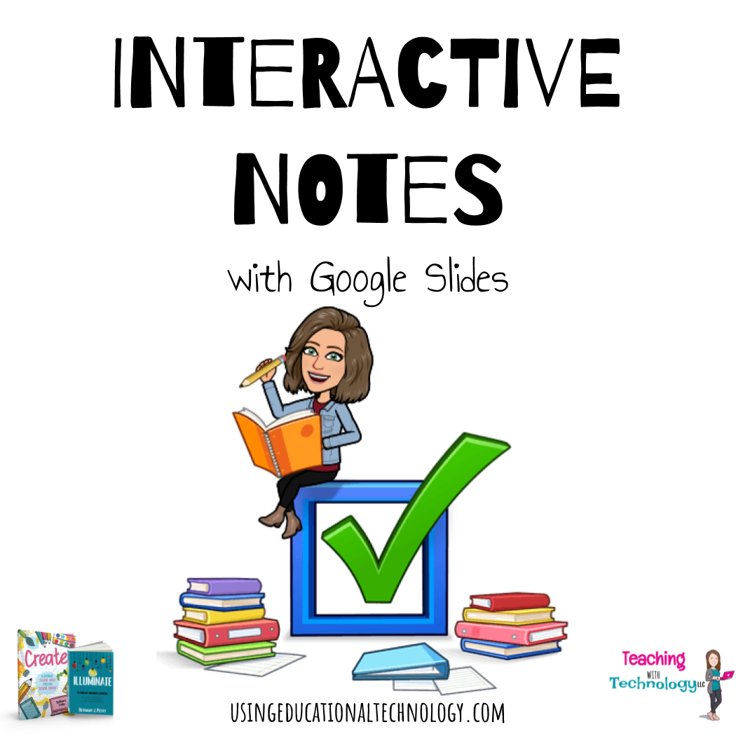 Interactive Notes for Secondary Students