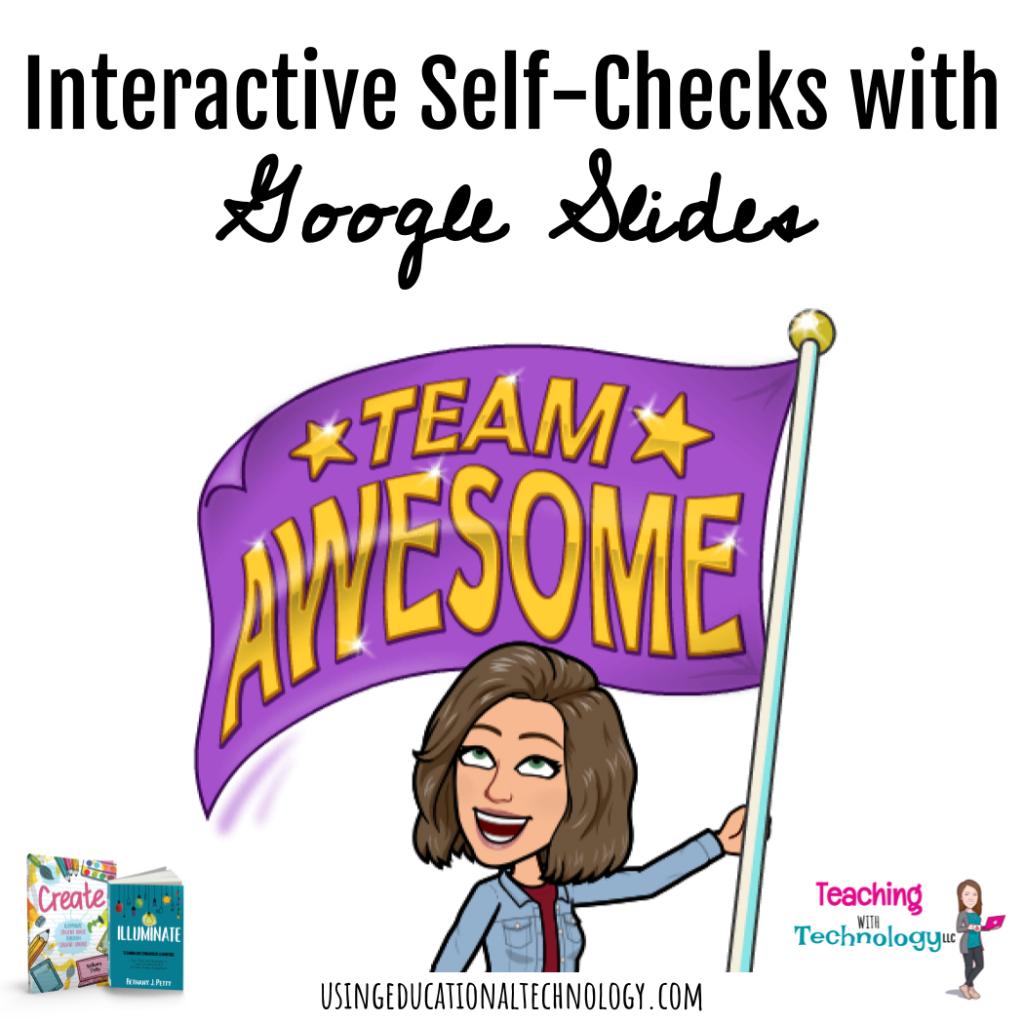 Creating Interactive Self-Checks in Google Slides