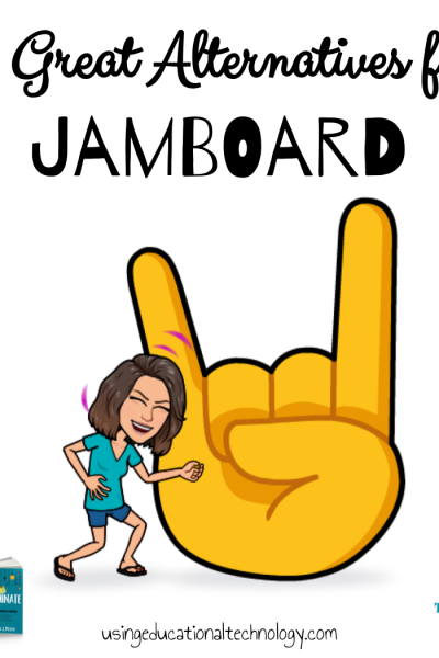 We can't use Jamboard, but …