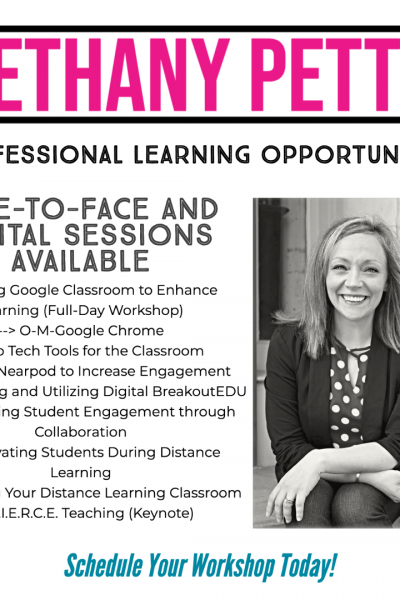 Work with Me! Professional Development Sessions